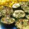 Grillezett cukkini Morzsolt kukoricával