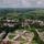 Légifotó sétarepülés folyamán: Kaposvár felett derült az ég