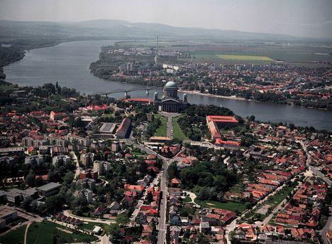 Sétarepülés Esztergom felett 3
