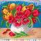 gobelineim tulipáncdokor