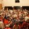 Gyülekezés az ünnepi estre. 2017. május. 19. Újpesti  nyárhívogató  nótaműsor.