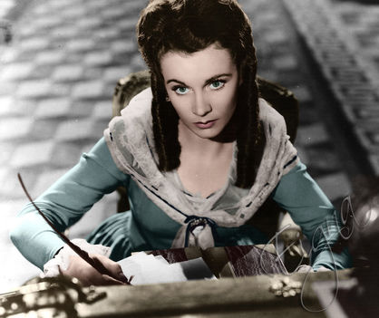 Vivien Leigh - Lady Hamilton (2)