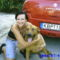 Én és kutyám!!!:)