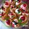 Gyümölcsös muffinok
