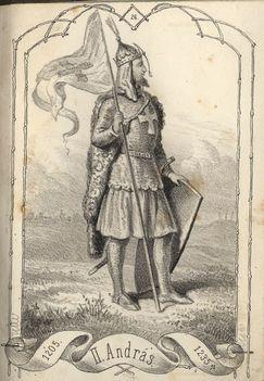 II. András