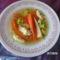 Kacsa aprólékból készült leves