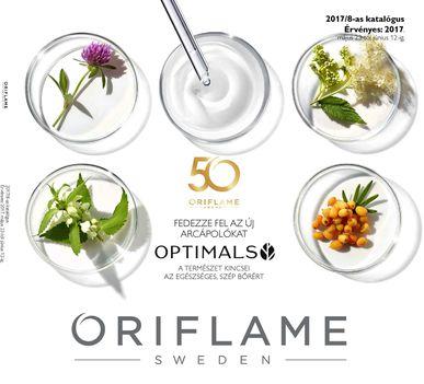 Oriflame katalógus 2017/C8