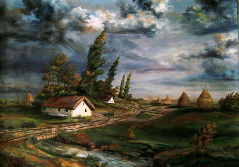 Móra Ferenc:GYEPES TANYAUDVAR