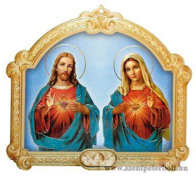 A két Szent Szív tisztelete