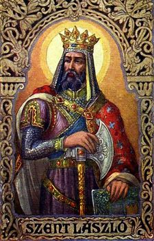 Június 27.Szent László király ünnep