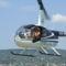 Légifotózás Robinson helikopterrel