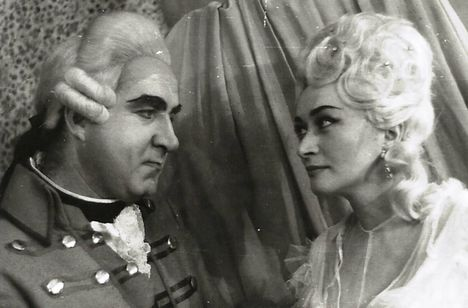 Melis György Moldován Stefánia - Manon Lescaut