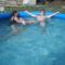 otthoni fürdözés