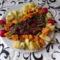 Sült tarja édes petrezselymes burgonyával