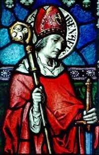 06.28:Szent Ireneusz püspök és vértanú