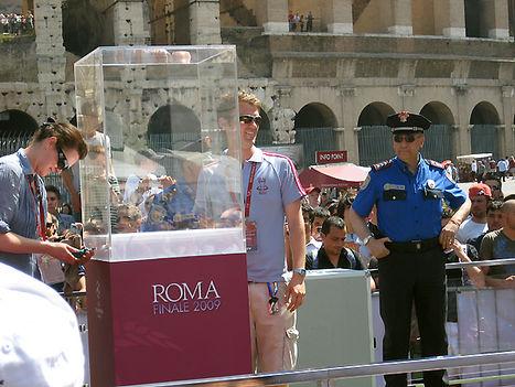 Róma 2009 BL döntő 18