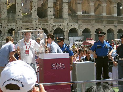 Róma 2009 BL döntő 19