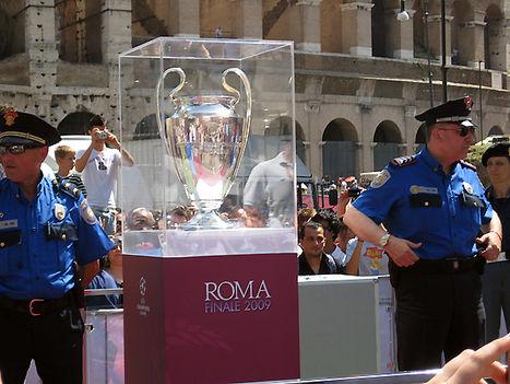 Róma 2009 BL döntő 8