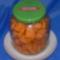 Sárgadinnye hütéshez előkészítve