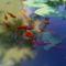 Trsteno arborétum Neptun kút aranyhalakkal