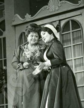 Fónay Márta Zentai Anna - Hervé Lili c operettben