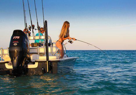 Horgászat tengeren