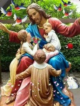Jézus szeretete