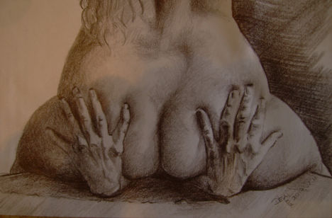 Tanulmány(kezek)