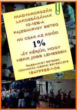 ADÓ 1%-a !