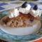 Clafoutis Franciaország egyik legkedveltebb édessége.villámgyors gluténmentes joghurtos pite