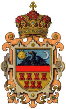 erdély címere