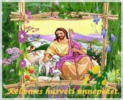 Husvétra