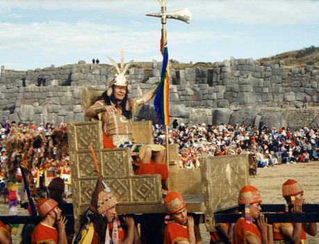 Inti Raymi fesztivál