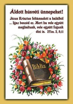 Isten szava a Biblia