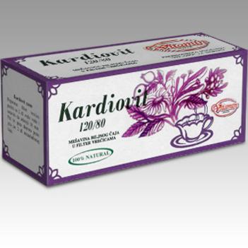 Kardiovit tea