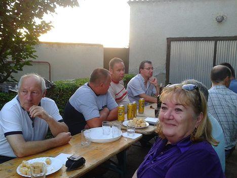 Kerti parti a plébánia udvarán 2016.08.26.b 3