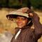 Laoszi parasztlány