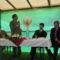Mangasi Sihombing előadás közben