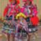 Peru népviselet