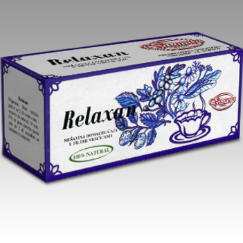 Relaxan tea