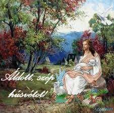 Szente Husvétra 2