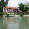 A Mosoni-Duna folyó belterületi partrendezés Halászinál, 2017. július 25.-én  3