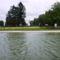 A Mosoni-Duna folyó belterületi partrendezés Halászinál, 2017. július 25.-én  9