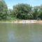 A Mosoni-Duna folyó Magyarkimle melletti szakaszon, Kimle 2017. július 26.-án 1