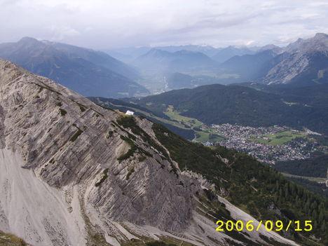 Alpok magas hegyei