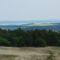 Mogyorós-hegy szép kilátás  Fűzfői öbölre.