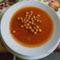 Tojásos leves leves gyönggyel.