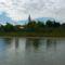 Mosoni-Duna Mecsér község belterülete melletti szakaszon, Mecsér 2017. július 26.-án 23