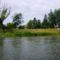 Mosoni-Duna Mecsér község belterülete melletti szakaszon, Mecsér 2017. július 26.-án 4