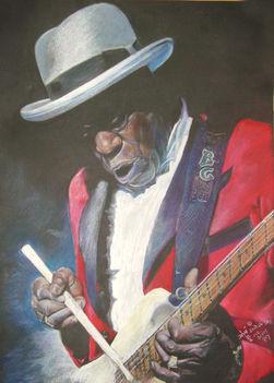 Mr. Buddy Guy,a Blues élő legendája
